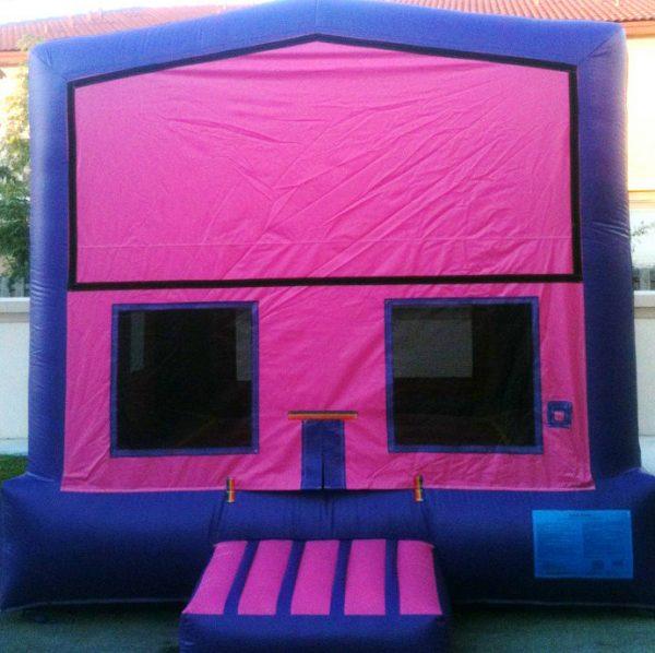 A Pink Bouncer