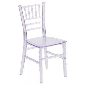 Clear Children Chiavari Chairs