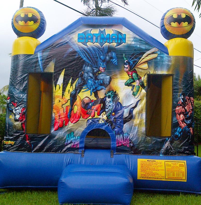 Full Face Batman Bouncer