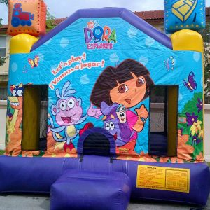 Full Face Dora Bouncer