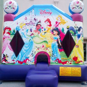 Full Face Princess Bouncer
