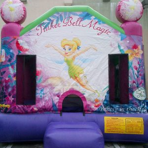 Full Face Tinker-bell Bouncer