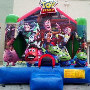 Full Face Toy Story Bouncer