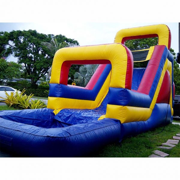 Multicolor Water Slide 16 ft.$189