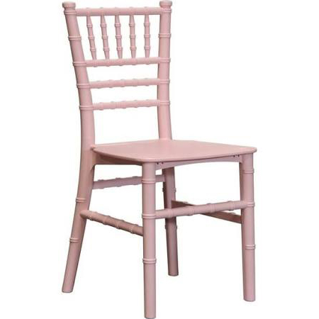 Pink Chiavari Stool Chairs
