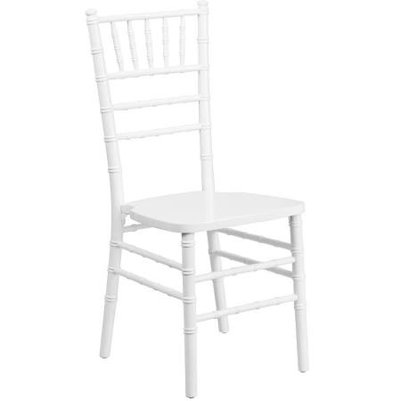 White Children Chiavari Chairs
